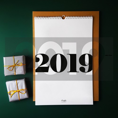 2019 Sieninis kalendorius