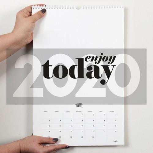 2020 kalendorius angliškas